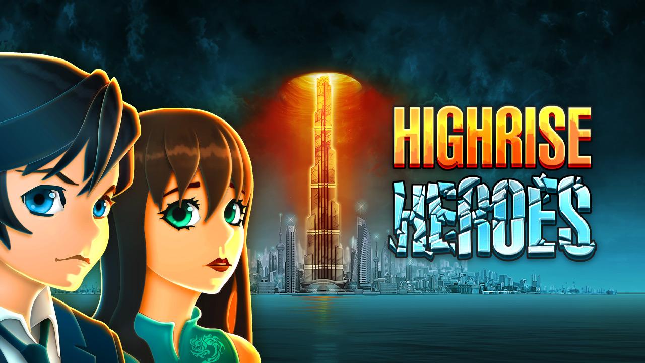 Highrise Heroes – Noodlecake Studios › Games